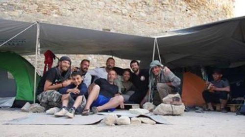 Les membres du Projet Exodus